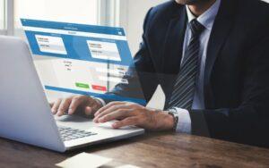 owners access finances online