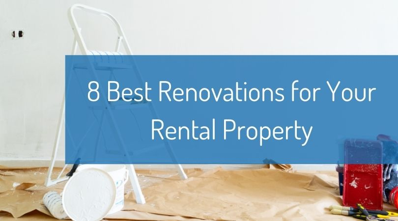 renovations for your rental property